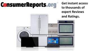 Consumer Reports Digital Resource
