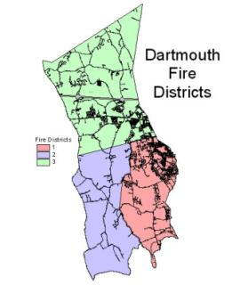 Fire Districts