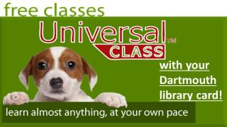 Universal Class Digital Resource