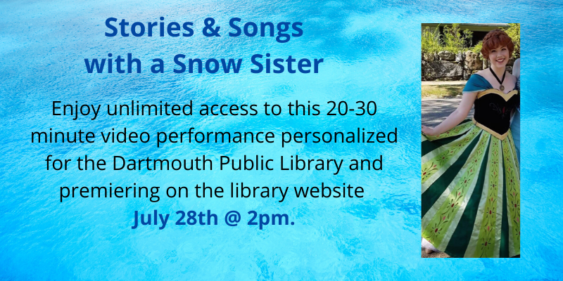 Stories and Songs with a Snow Sister